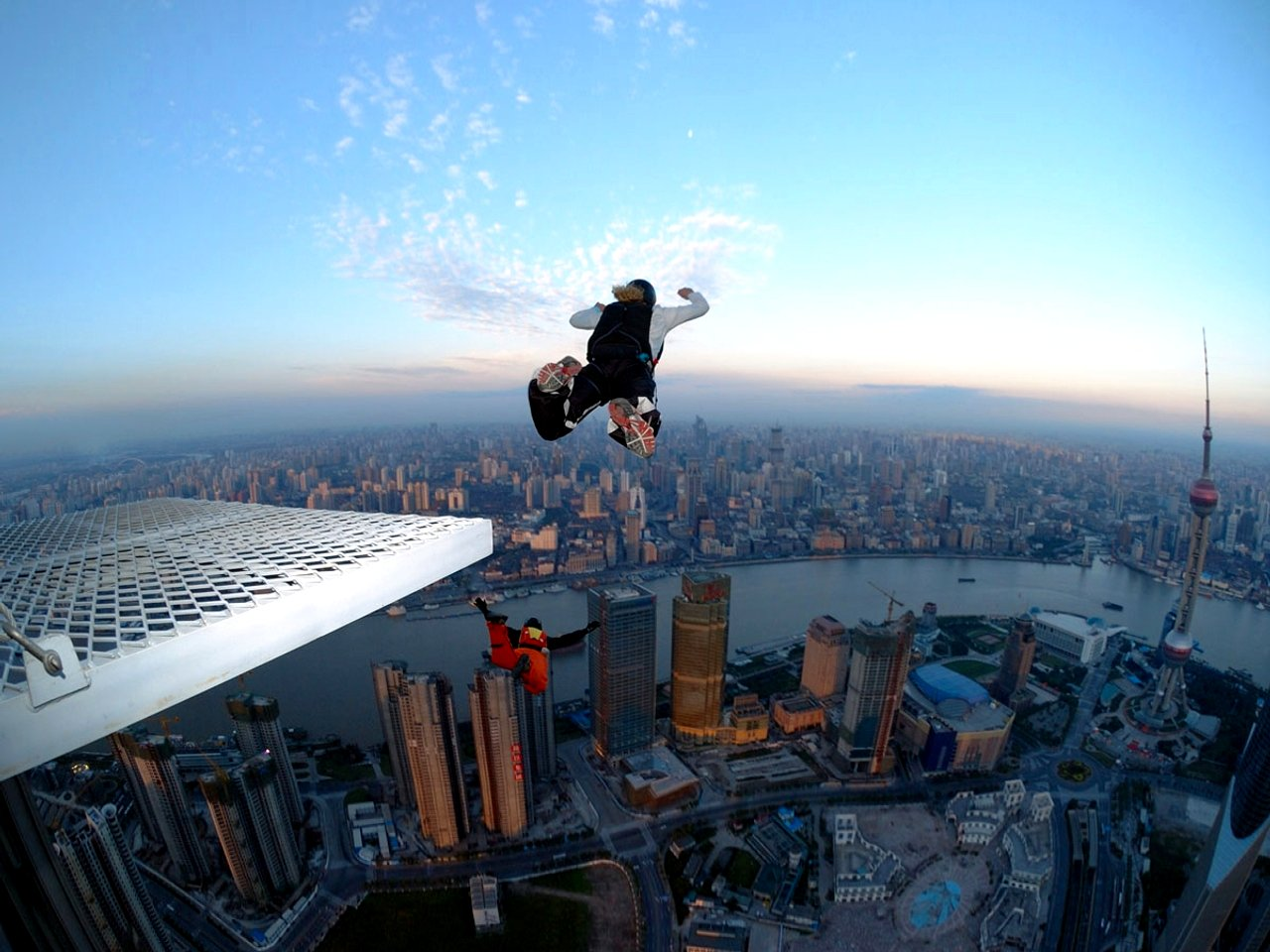 Base Jumping Wallpapers YOLO!
