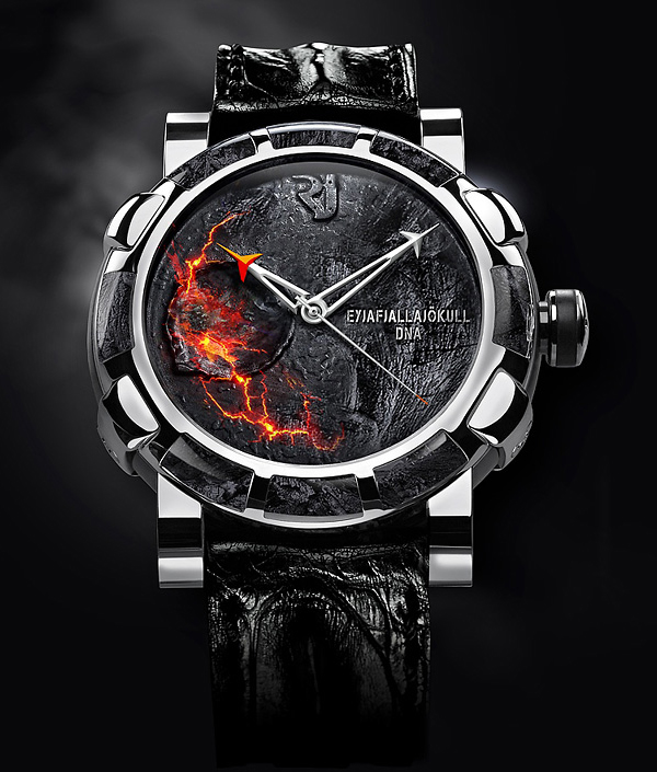 Flaming Hot Watch
