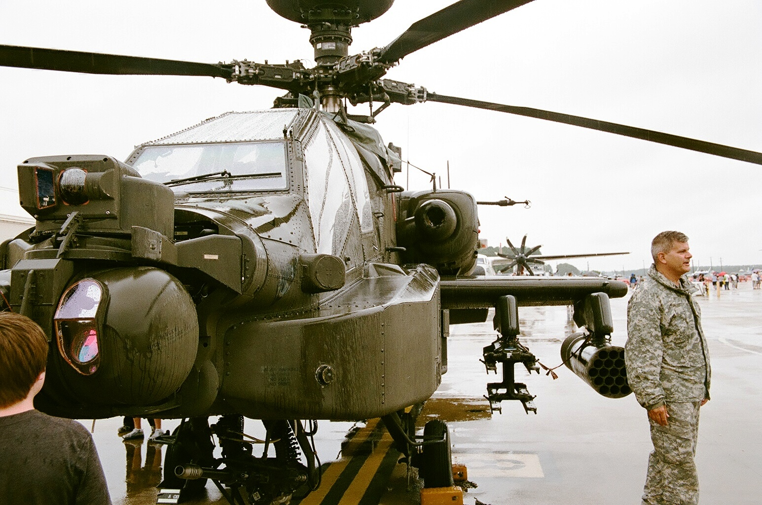 ah 64 apache 2 Real men fly helicopters