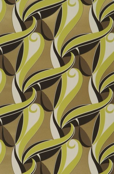 calypso wallpaper Funky 70s wallpaper