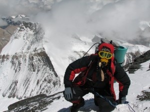 everest 300x225 Sitting on top of the world