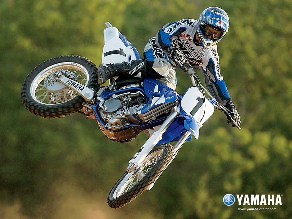 yamaha dirtbike Down and dirty on dirtbikes
