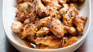 asian chicken wings 300x169 Oriental chicken wings recipe