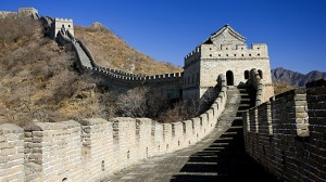 great wall beijing 300x168 Top places to visit
