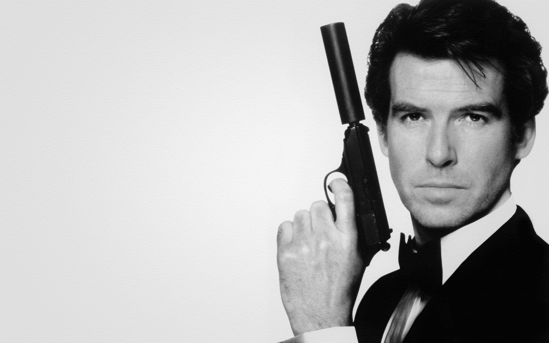 pierce brosnan james bond 50 years of James Bond