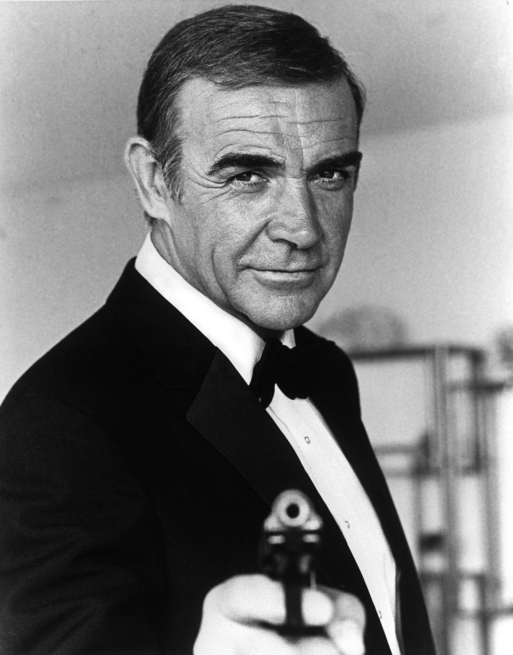 sean connery james bond 50 years of James Bond