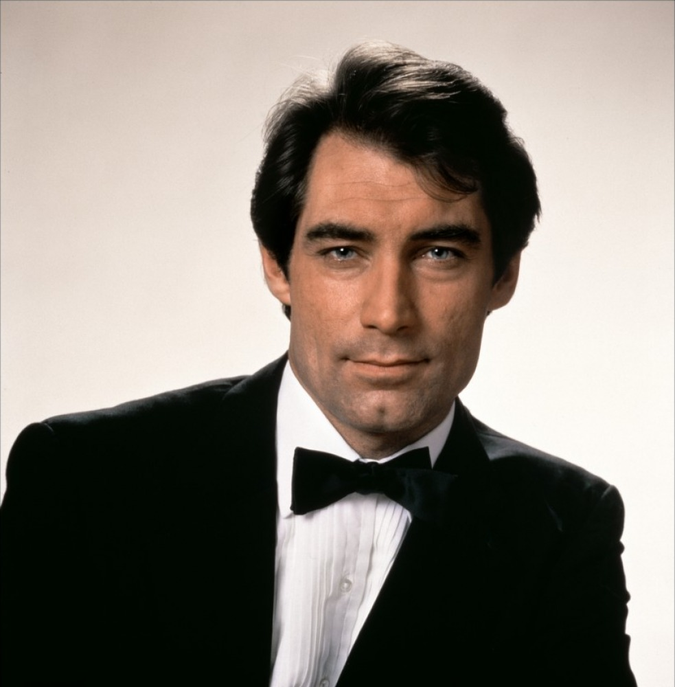 timothy dalton james bond 50 years of James Bond