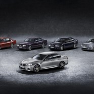 30 years of the BMW M5