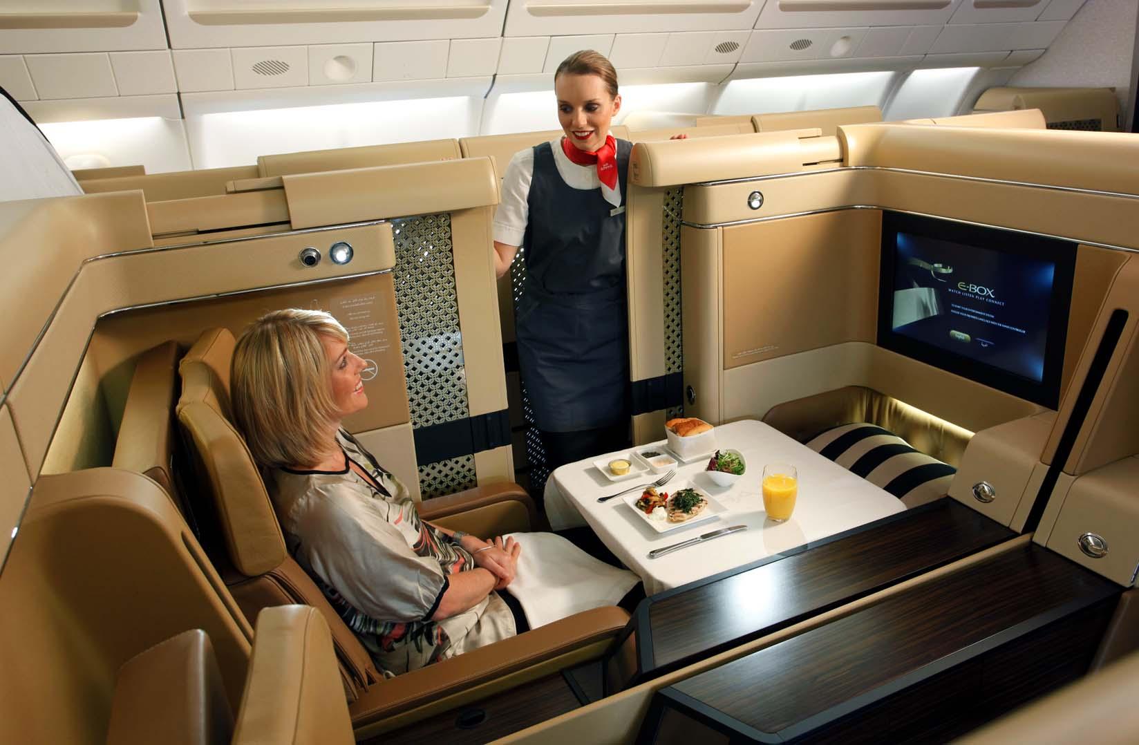 Etihad   first class web Flying First Class