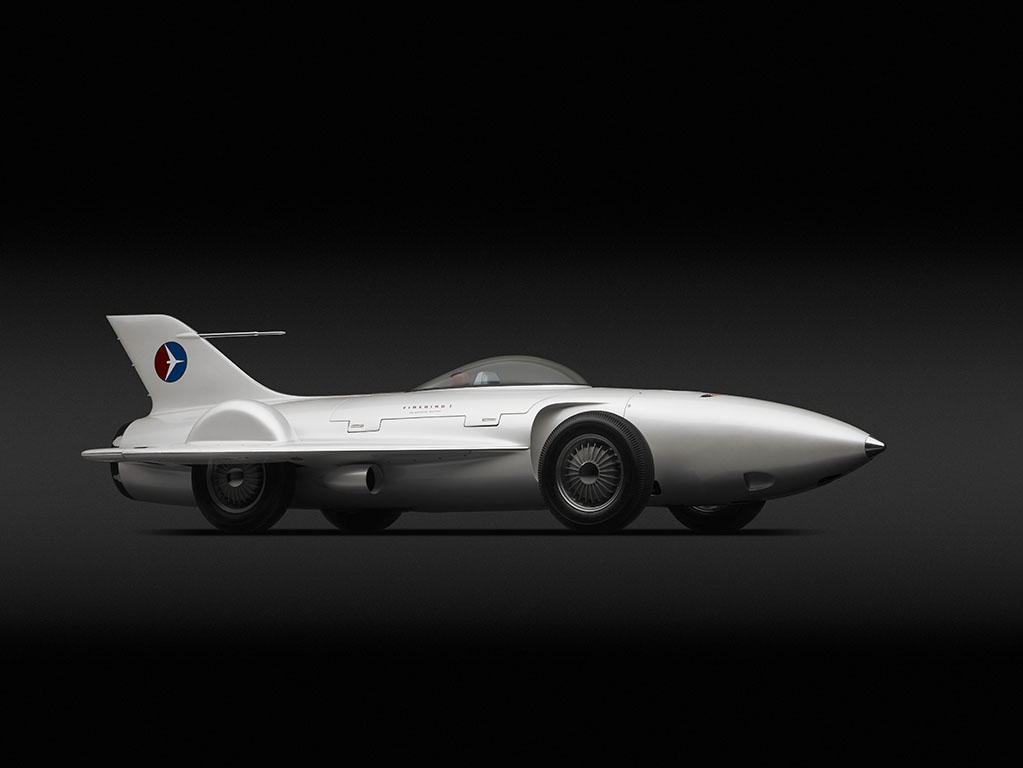 General Motors Firebird XP 21 1953 Futuristic concept cars from 80 years ago