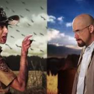 Walter White vs Rick Grimes