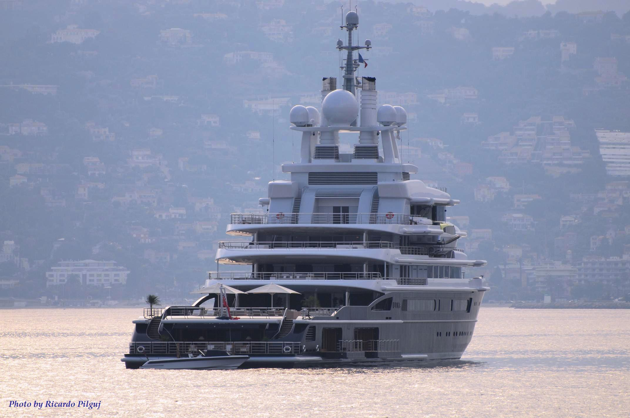 Yacht-Luna-soon-after-her-delivery-in-the-Mediterranean-This-photo-is-courtesy-of-yacht-and-ship-photographer-Ricardo-Pilguj