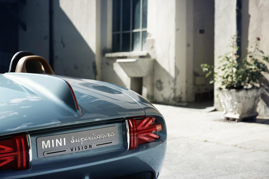 back mini Superleggera