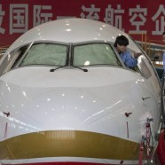 China's new airplane