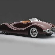 Futuristic concept cars from 80 years ago