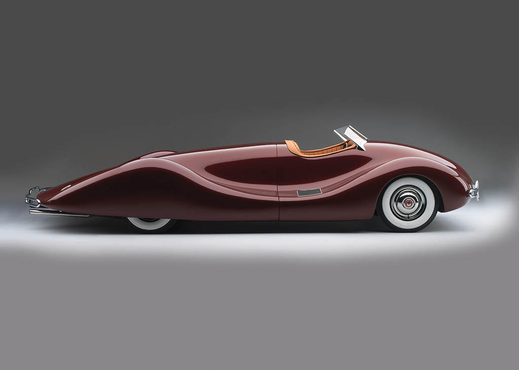 concept Futuristic concept cars from 80 years ago