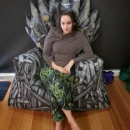 Game of Thrones bean bag chair