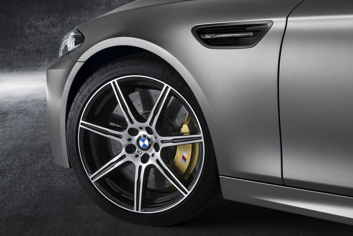 m5 wheel 30 years of the BMW M5