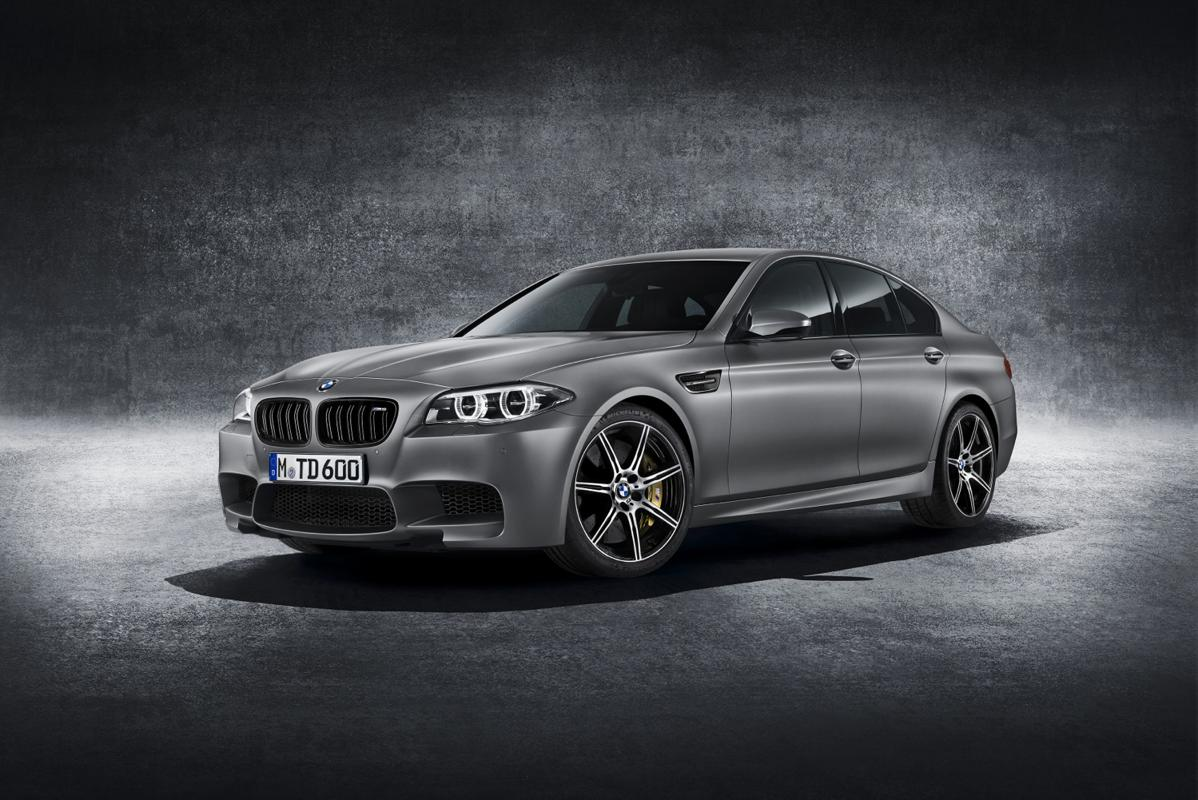 m5 30 years of the BMW M5