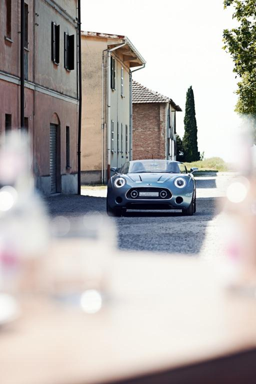 mini cooper Superleggera