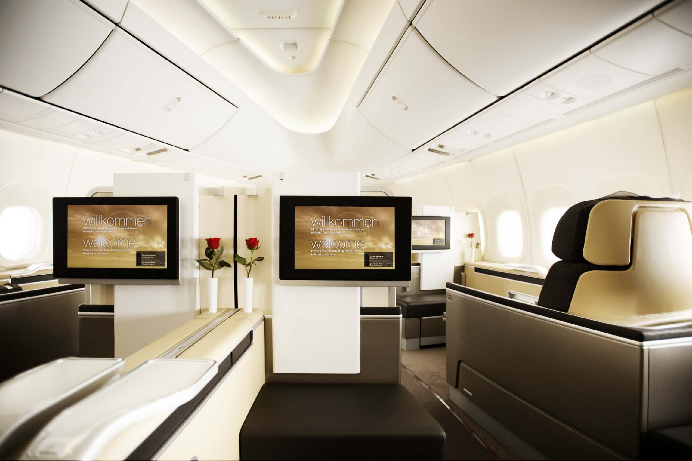 original How to Fly Lufthansa First Class Later in 2014 with Pre Devaluation United Miles Flying First Class