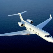 The world of private jets