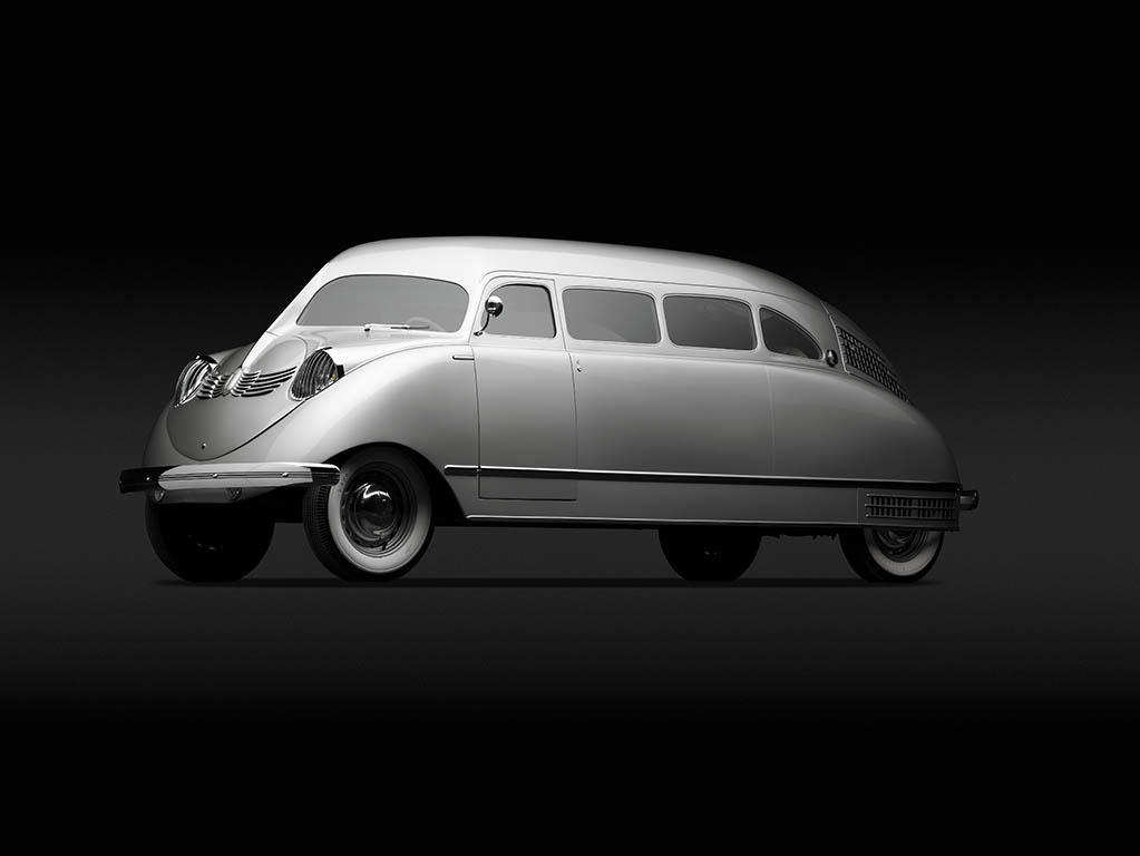 stout scarab Futuristic concept cars from 80 years ago