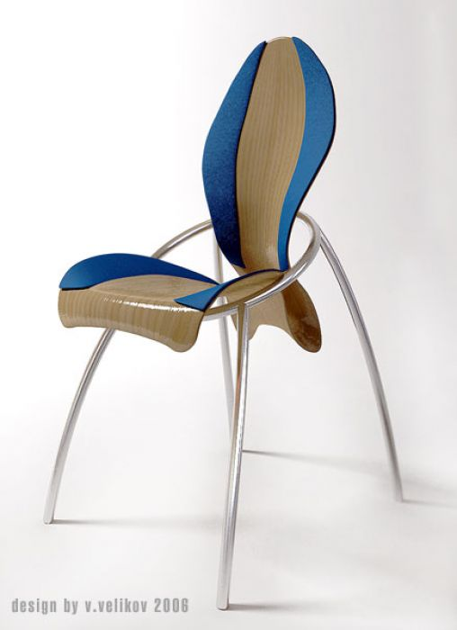 1 chair Unconventional chair designs