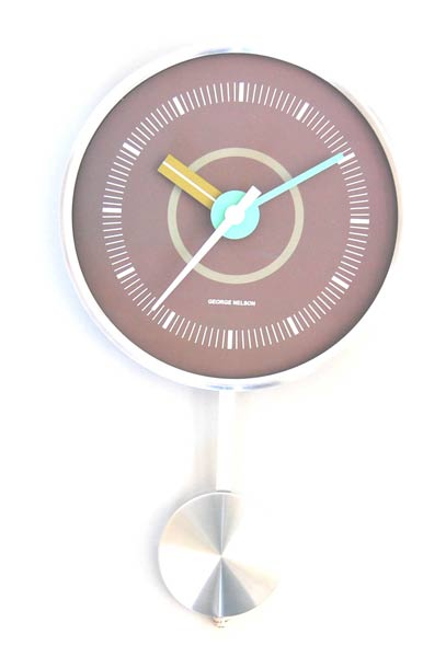 Mini Pendulum Clock Cool clock designs