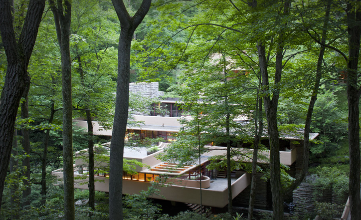 Screen Shot 2014 06 03 at 2.30.39 pm Fallingwater by Frank Lloyd Wright