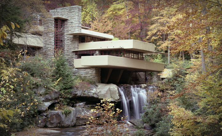 Screen Shot 2014 06 03 at 2.31.36 pm Fallingwater by Frank Lloyd Wright