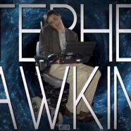 Alebert Einstein vs Stephen Hawking