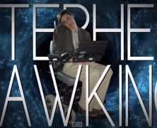 Alebert Einstein vs Stephen Hawking