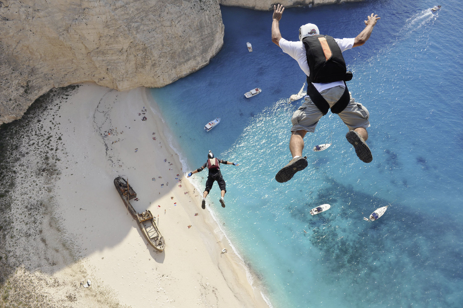 base jump epic spots Base jumping