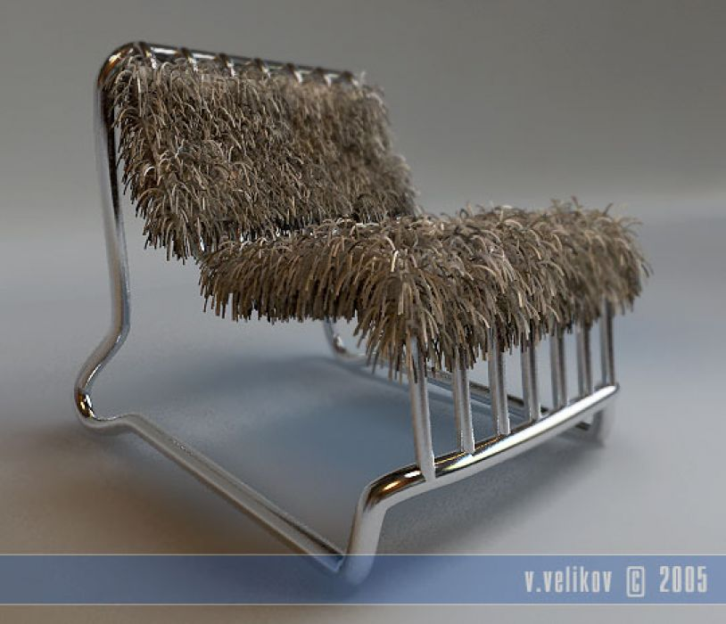 bora chair Unconventional chair designs