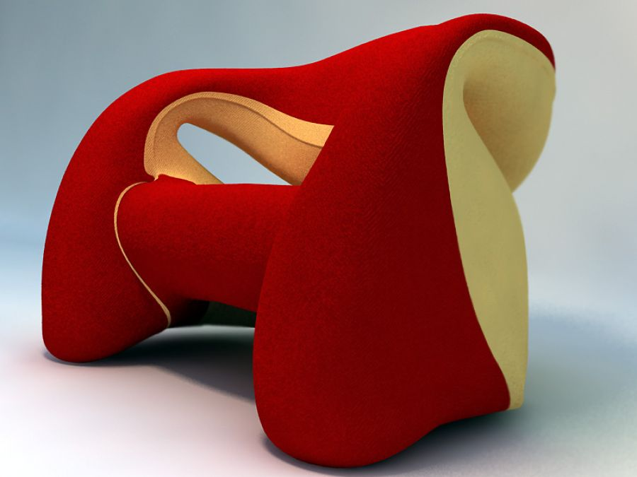 comfort chair Unconventional chair designs