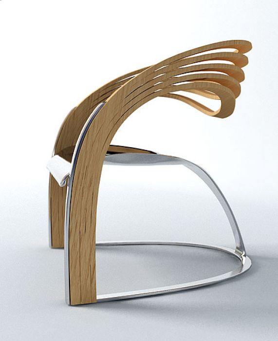 elaxa3 chair Unconventional chair designs
