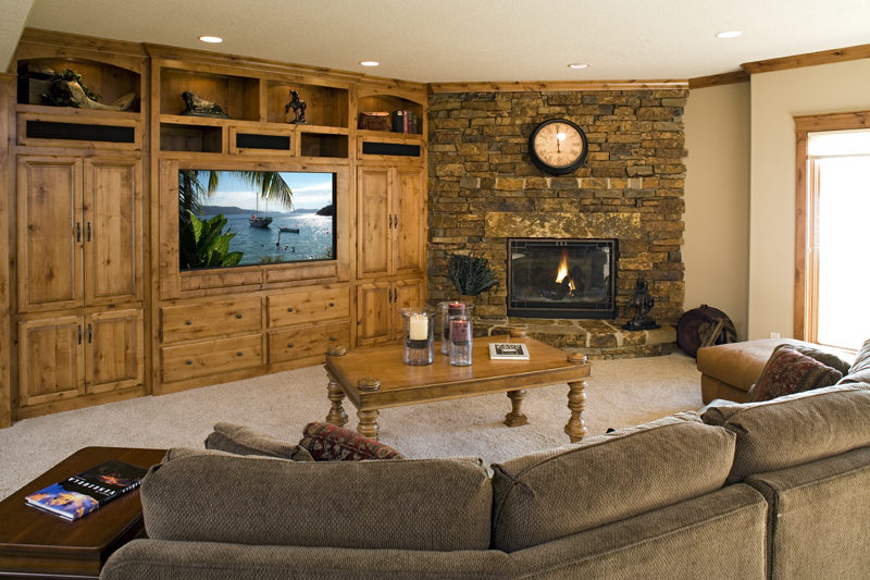 home theater5 Home theatre ideas