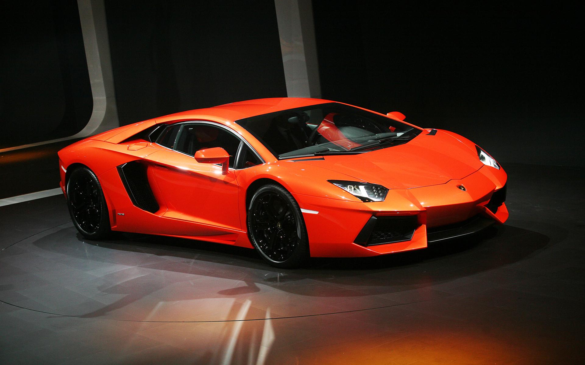 lamborghini aventador wide The Lamborghini Aventador