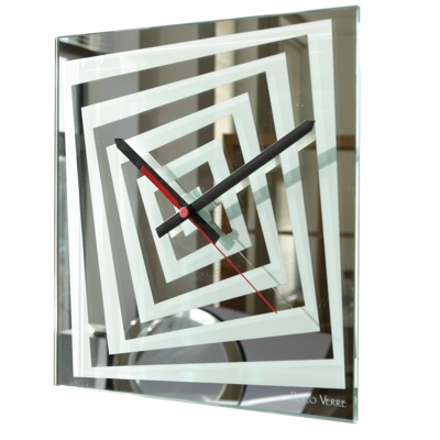 roco vere illusion clock Cool clock designs