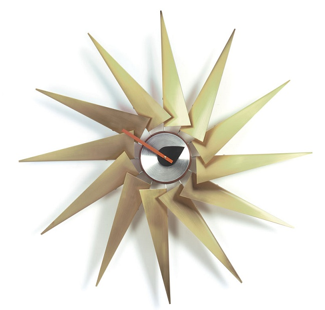 turbine wall clock Cool clock designs
