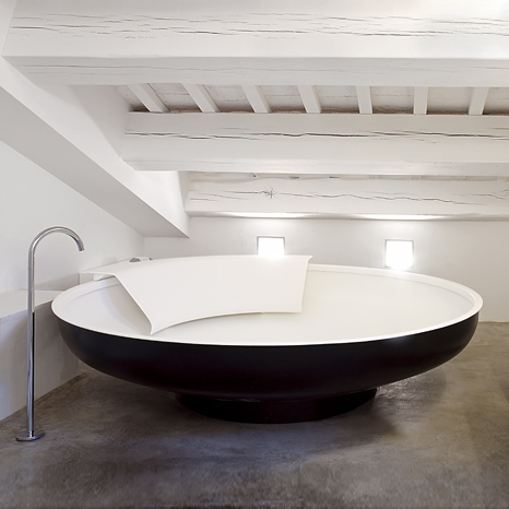 ufo bath Inspirational bathroom ideas